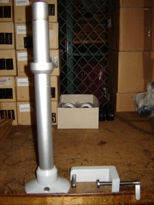 Clamp-Column